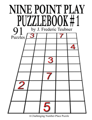 Nine Point Play Puzzlebook #1