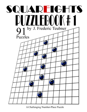 Squareights Puzzlebook #1