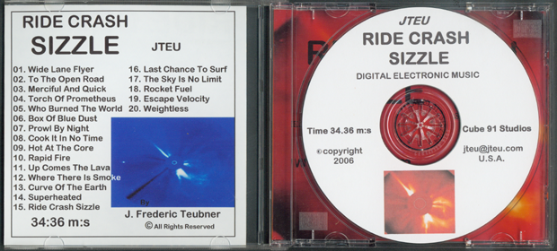 CD Music_Ride Crash Sizzle_by J. Frederic Teubner